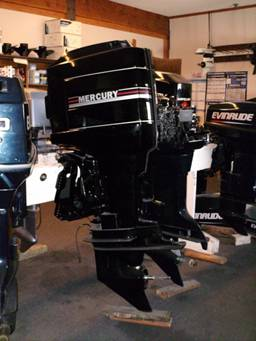 Mercury on 150 Hp Mercury Outboard Parts