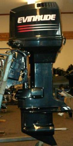 Rebuilt Re Man 150hp Evinrude Remanufactured